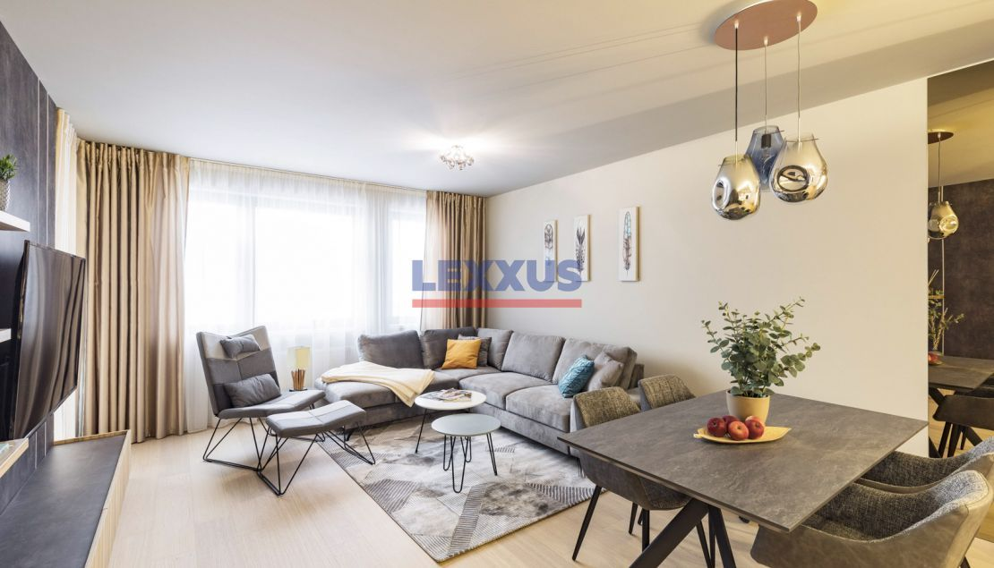 Nové Chabry F a G - new apartment 3+kk for sale