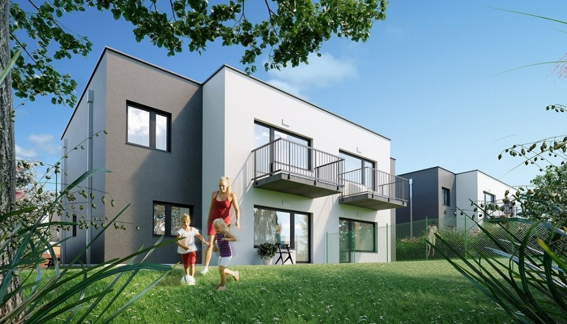 Zahrady Roztoky III - new family houses for sale