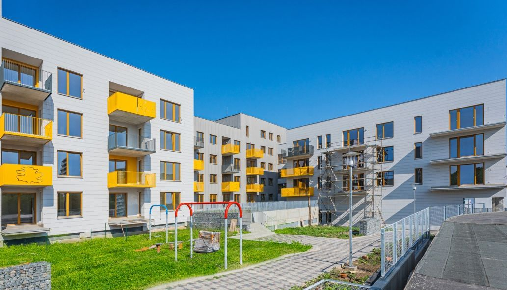 Nove byty Celakovice - new apartments for sale