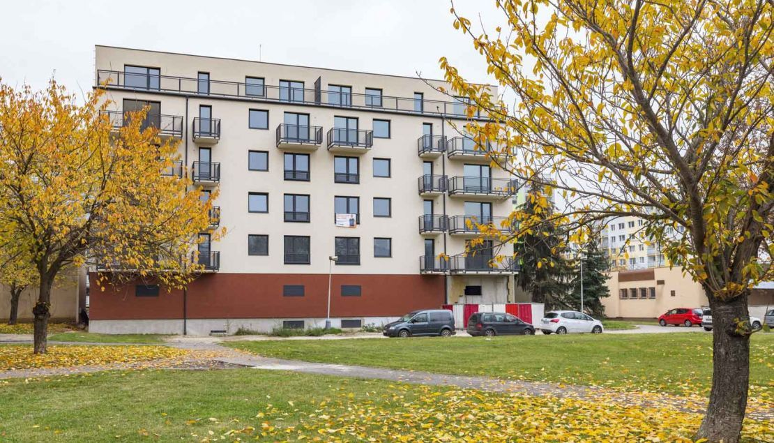 Byty u Parku - new apartments Beroun